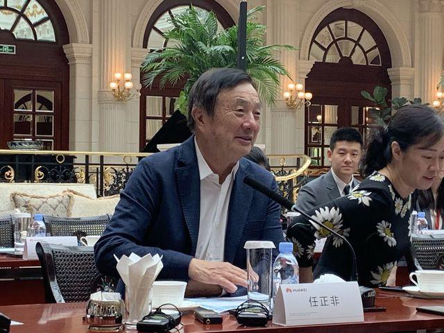 Nhà sáng lập Huawei: Mỹ đang đánh giá quá thấp Huawei - Ảnh 1.