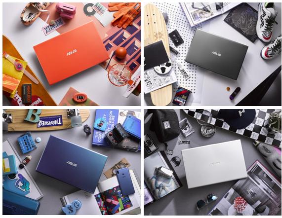 Asus ra mắt bộ đôi ultrabook VivoBook 14/15 - Ảnh 2.
