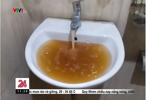 Nước nhiễm bẩn nhưng vẫn đảm bảo tiêu chuẩn nước sạch - Ảnh 1.