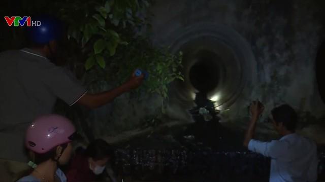 Xác minh nguồn xả thải ra sông La Ngà - Ảnh 1.