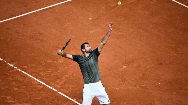 Pháp mở rộng 2019: Roger Federer cùng các tay vợt hạt giống tiến vào vòng 2 - Ảnh 1.