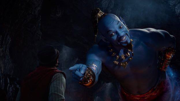 Aladdin đứng đầu doanh thu phòng vé cuối tuần - Ảnh 3.
