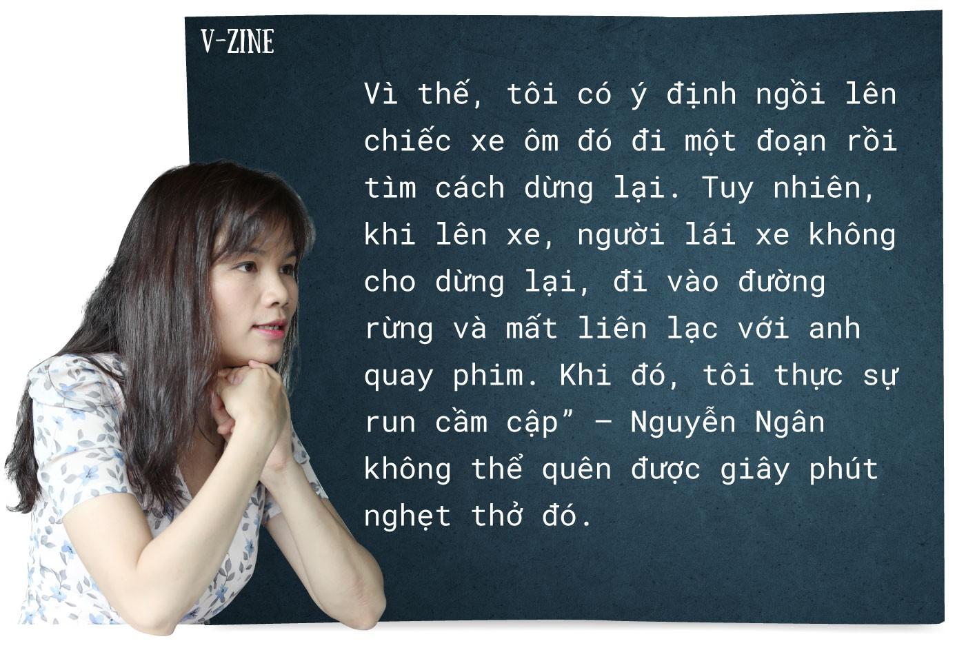 Phóng viên Nguyễn Ngân và 3 tháng nhập vai phụ nữ mang thai hộ - Ảnh 12.