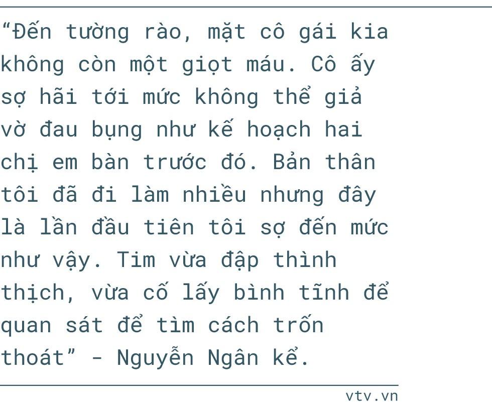 Phóng viên Nguyễn Ngân và 3 tháng nhập vai phụ nữ mang thai hộ - Ảnh 15.