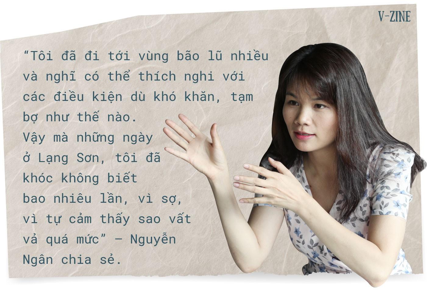 Phóng viên Nguyễn Ngân và 3 tháng nhập vai phụ nữ mang thai hộ - Ảnh 20.