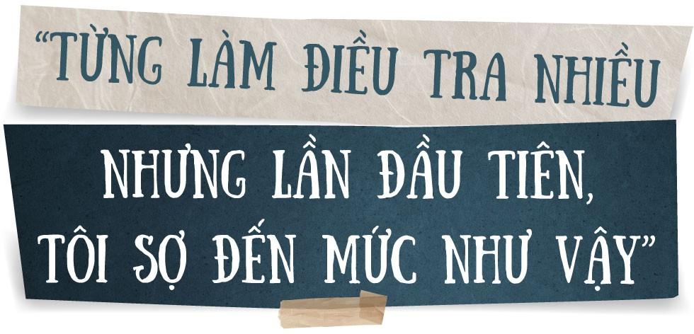 Phóng viên Nguyễn Ngân và 3 tháng nhập vai phụ nữ mang thai hộ - Ảnh 13.