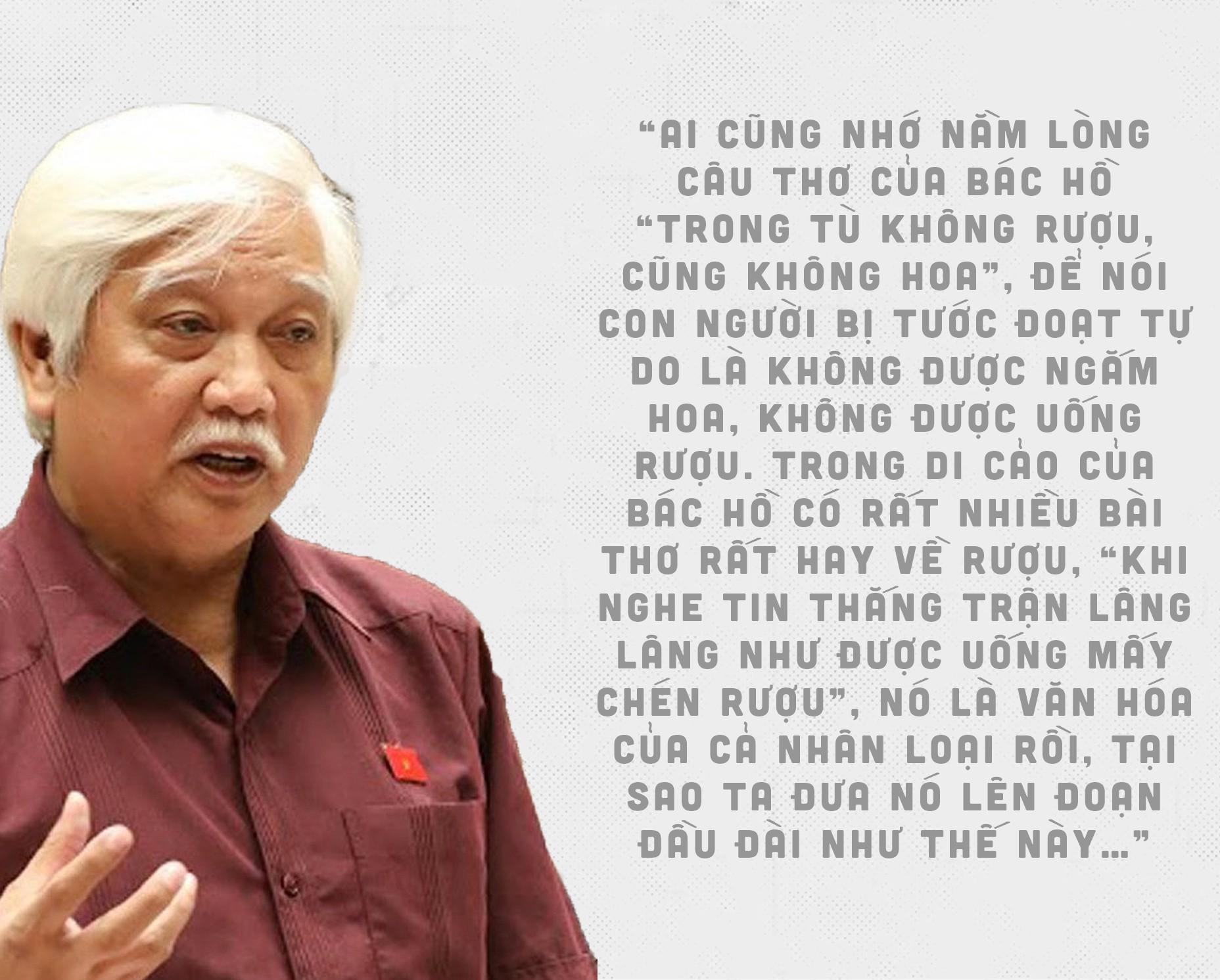 Đại biểu Quốc hội, xin hãy thận trọng khi trích dẫn hình ảnh, lời nói của Chủ tịch Hồ Chí Minh - Ảnh 5.
