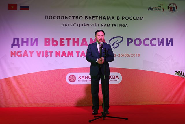 Promoting Vietnamese culinary culture to Russia - Ảnh 1.