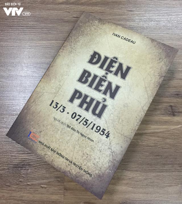 """Ra mắt cuốn sách """"Điện Biên Phủ: 13/3-07/5/1954"""" - Ảnh 3."""