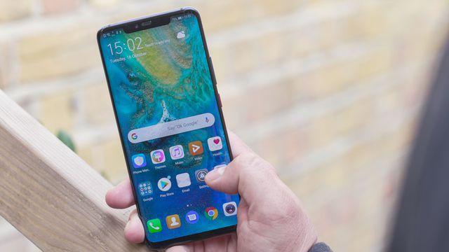 Sức mua smartphone Huawei sụt giảm, giá trao đổi không thay đổi - Ảnh 1.