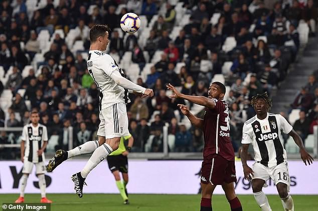Juventus và Torino chia điểm trong trận đấu kịch tính - Ảnh 2.