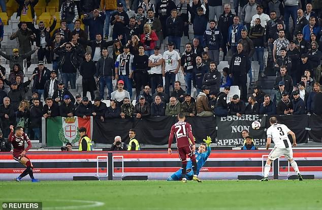 Juventus và Torino chia điểm trong trận đấu kịch tính - Ảnh 1.