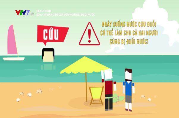 Hè vui khỏe trang bị cho trẻ kỹ năng bơi an toàn và phòng chống đuối nước - Ảnh 1.