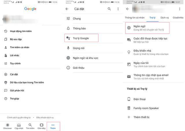 Hướng dẫn kích hoạt Google Assistant tiếng Việt trên smartphone Android - Ảnh 2.