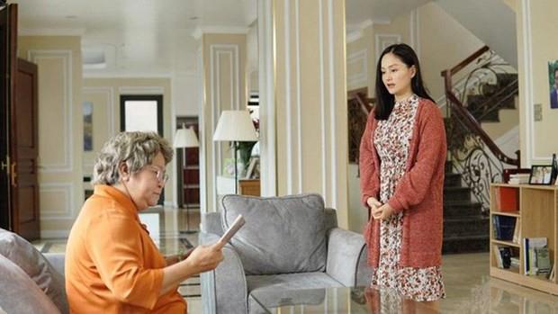 Bà nội chồng Minh Vượng hết lời khen đạo diễn Nàng dâu order vì lý do này - Ảnh 1.