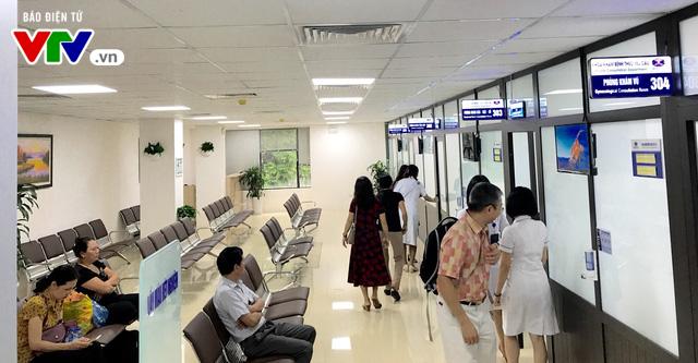 Sáng nay, Bệnh viện K cơ sở mới đi vào hoạt động - Ảnh 1.