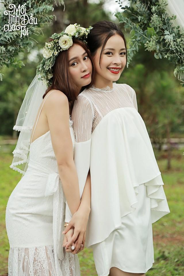 Bộ ảnh cưới đẹp mê mẩn của An Chi - Nam Phong trong Mối tình đầu của tôi - Ảnh 13.