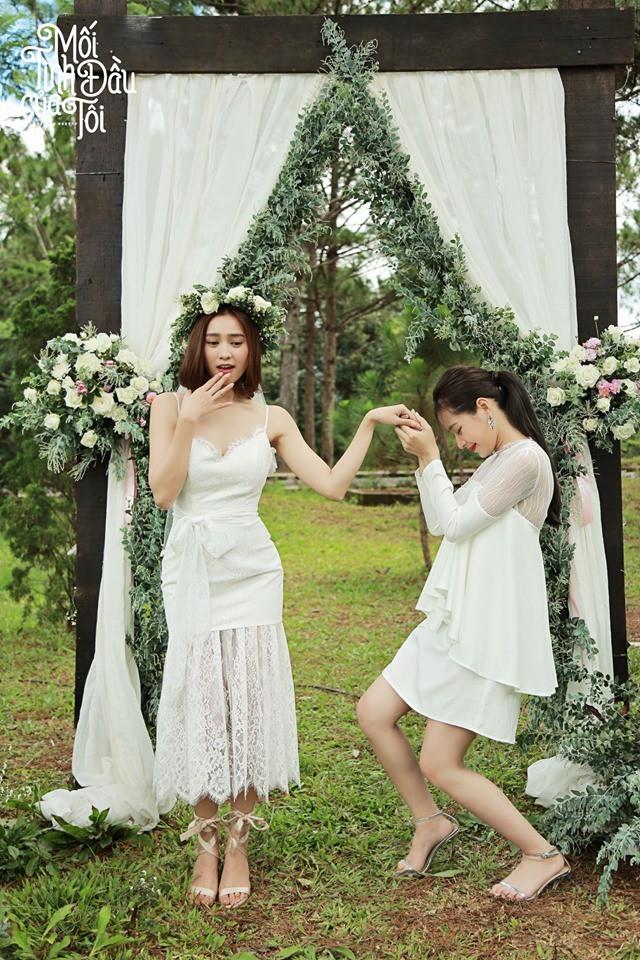 Bộ ảnh cưới đẹp mê mẩn của An Chi - Nam Phong trong Mối tình đầu của tôi - Ảnh 19.
