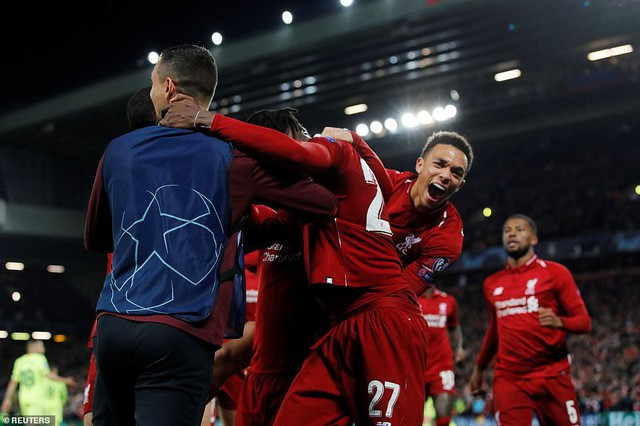 K+ tường thuật trực tiếp chung kết Champions League giữa Liverpool - Tottenham - Ảnh 1.