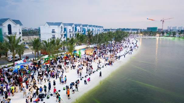 Vingroup thắp sáng hồ Vinhomes Ocean Park bằng dàn sao khủng showbiz - Ảnh 2.