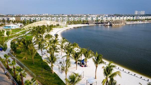 Vingroup thắp sáng hồ Vinhomes Ocean Park bằng dàn sao khủng showbiz - Ảnh 6.