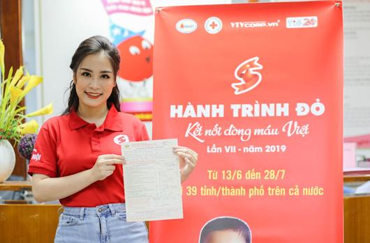Y tế 24h cùng Hành trình Đỏ 2019 Kết nối dòng máu Việt - Ảnh 3.