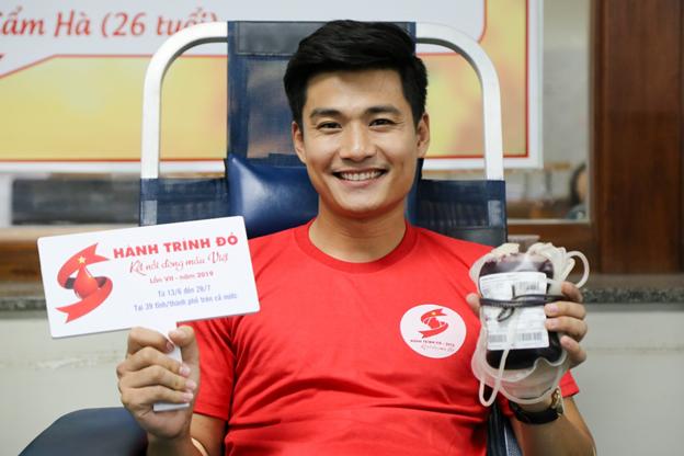 Y tế 24h cùng Hành trình Đỏ 2019 Kết nối dòng máu Việt - Ảnh 2.