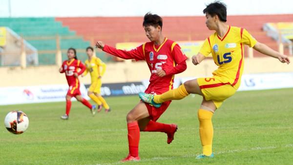 Giải bóng đá nữ VĐQG 2019: TP Hồ Chí Minh I đại thắng trận ra quân - Ảnh 3.