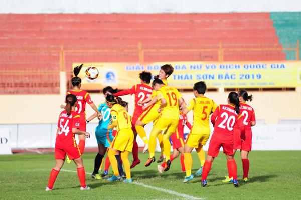 Giải bóng đá nữ VĐQG 2019: TP Hồ Chí Minh I đại thắng trận ra quân - Ảnh 4.