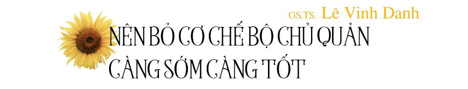 GS.TS Lê Vinh Danh, Hiệu trưởng Trường Đại học Tôn Đức Thắng: Hãy đi, sẽ đến! - Ảnh 10.