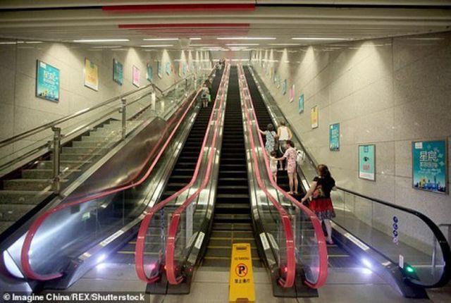 Nhà ga tàu điện ngầm có độ sâu bằng chiều cao tòa nhà 31 tầng - ảnh 3