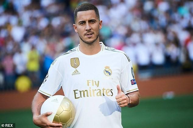 Đội hình Real Madrid lúc này đắt giá nhất lịch sử đội bóng - Ảnh 1.