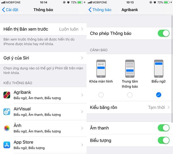 Hướng dẫn cách tắt hiển thị tin nhắn khi khóa màn hình đối với iPhone - Ảnh 3.