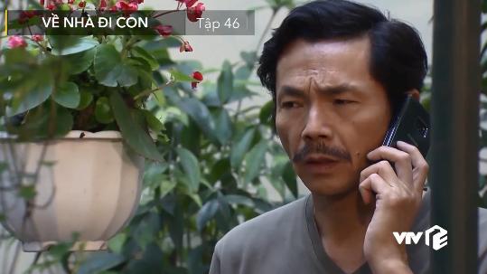Về nhà đi con - Tập 46: Dương, Huệ nghi ngờ ông Sơn có người yêu - Ảnh 2.