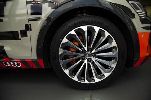 Audi Việt Nam trưng bày xe chạy hoàn toàn bằng điện - Ảnh 2.