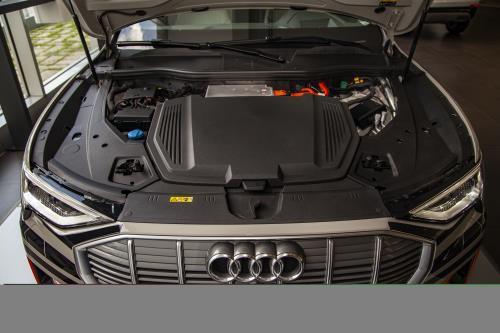 Audi Việt Nam trưng bày xe chạy hoàn toàn bằng điện - Ảnh 1.