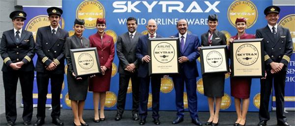 Qatar Airways trở thành hãng hàng không tốt nhất thế giới 2019 - Ảnh 1.