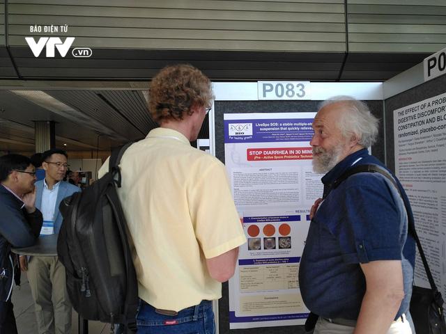 Nhà khoa học Việt Nam công bố phát minh đáng chú ý tại Hội nghị lợi khuẩn quốc tế - Ảnh 3.