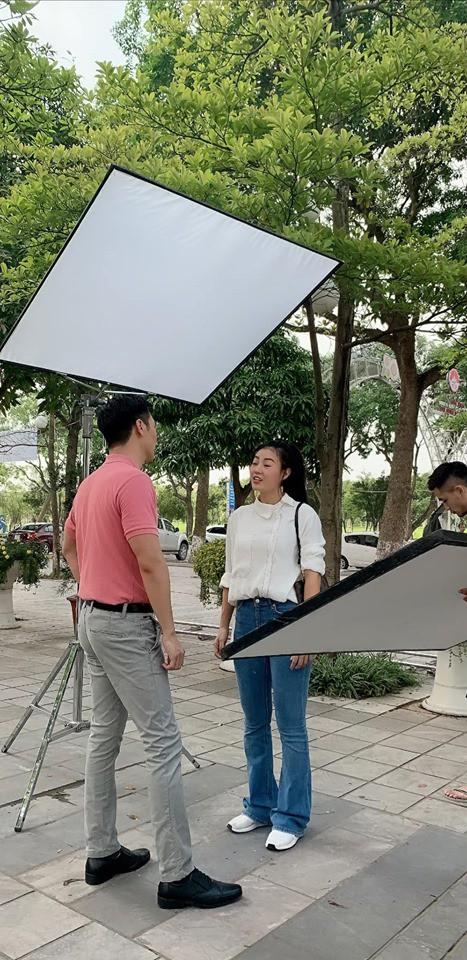 Lan cave Thanh Hương sánh đôi cùng soái ca Mạnh Trường trong phim mới - Ảnh 1.
