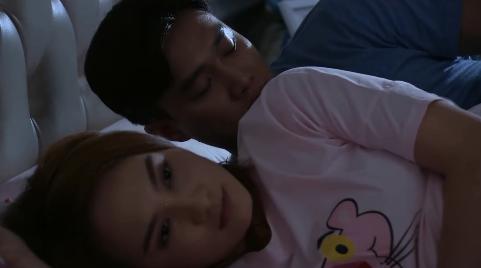 Về nhà đi con - Tập 50: Cuối cùng Thư và Vũ cũng chịu ngủ chung giường - Ảnh 3.