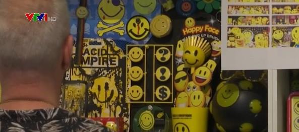 Triển lãm biểu tượng mặt cười tại Bồ Đào Nha - Ảnh 1.