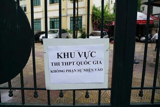 Bộ trưởng Phùng Xuân Nhạ đặc biệt lưu ý 5 vấn đề tại kỳ thi THPT Quốc gia 2019 - Ảnh 1.