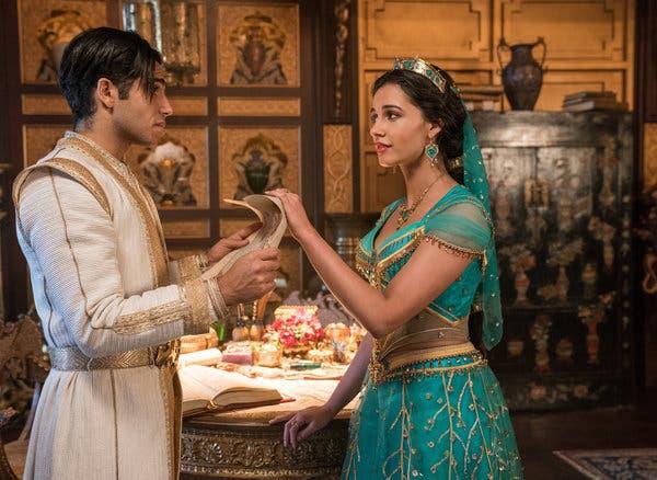 """Sau gần 1 tháng ra rạp, """"Aladdin"""" vẫn trụ vững top 3 doanh thu phòng vé - Ảnh 1."""