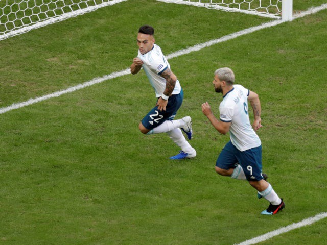 VIDEO ĐT Qatar 0-2 ĐT Argentina: Aguero tỏa sáng! - Ảnh 1.