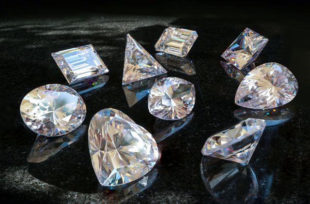 Cận cảnh viên kim cương đầu tiên trên thế giới được… in 3D - Ảnh 1.