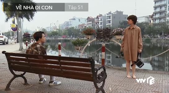 Về nhà đi con - Tập 51: Dương mất bạn thân vì mối tình đầu ngang trái - Ảnh 1.