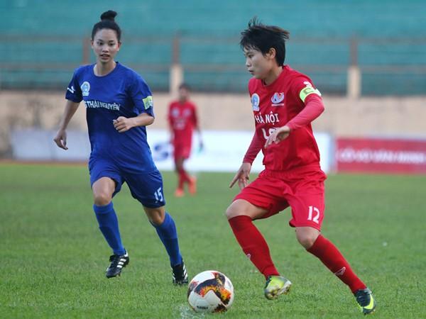 Vòng 5 giải BĐ nữ VĐQG - Cúp Thái Sơn Bắc 2019 (25/6): Đại thắng, Hà Nội gia nhập nhóm đầu - Ảnh 1.