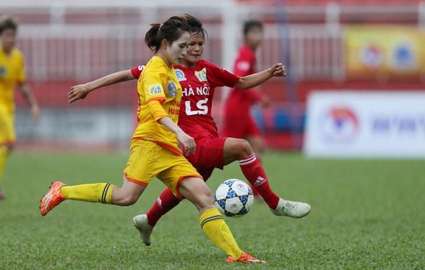 Nhận định trước vòng 6 giải bóng đá Nữ VĐQG - Cúp Thái Sơn Bắc 2019  - Ảnh 1.