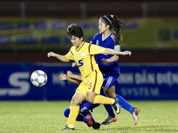 Nhận định trước vòng 6 giải bóng đá Nữ VĐQG - Cúp Thái Sơn Bắc 2019  - Ảnh 2.