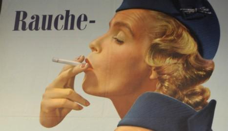 Đức ủng hộ cấm quảng cáo thuốc lá - Ảnh 1.